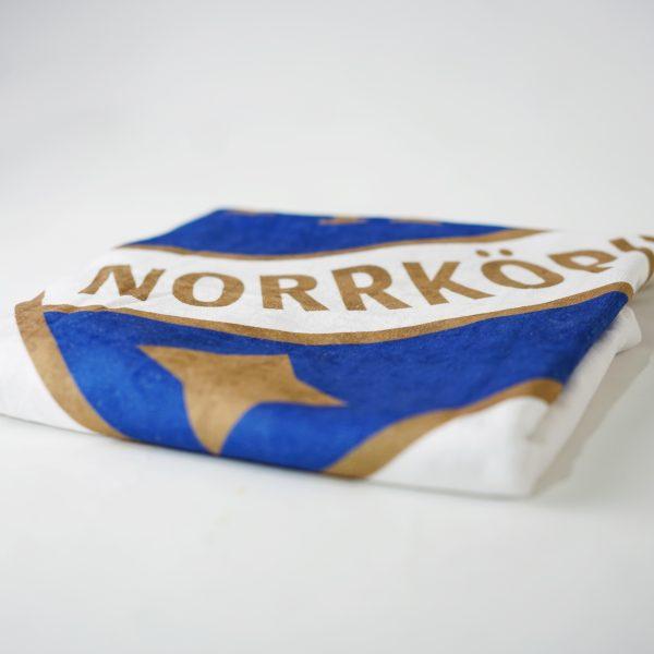 Badhandduk med stor IFK-logga och texten 1897.